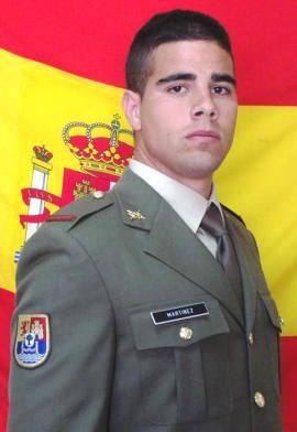 El soldado Martínez falleció ayer por la tarde: Fallece un soldado en el Líbano