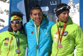 El soldado Merillas, campeón de España en esquí de travesía