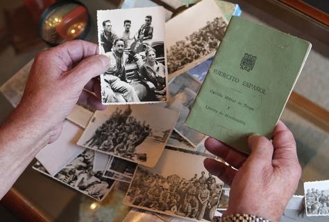 Un condecorado de Sidi Ifni se entera de su medalla 56 años después