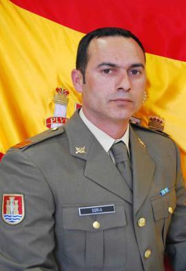 cabo Francisco J. Soria