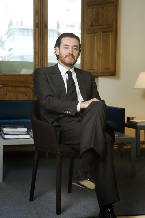 Miguel Zugaza dirige el Museo del Prado desde enero de 2002