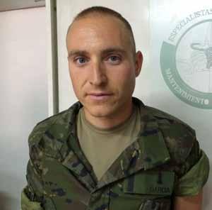Conocer al soldado José Manuel García