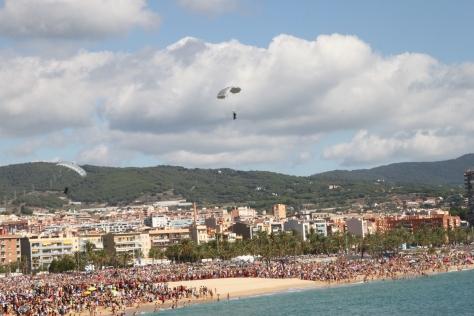 La Festa al Cel es el festival aéreo más antiguo de España