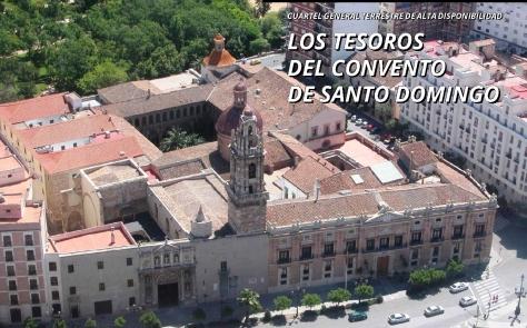 Los tesoros del convento de Santo Domingo