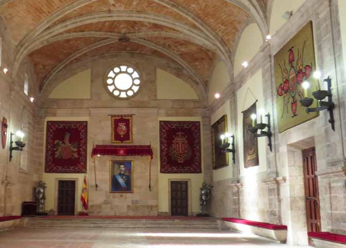 Salón de Trono