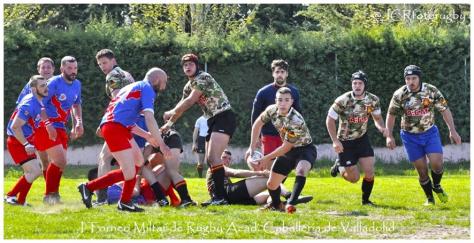 Rugby y milicia