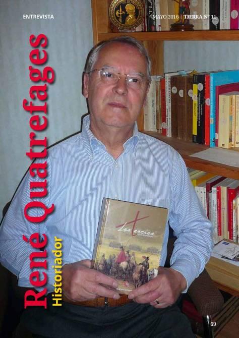 René Quatrefages ha escrito tres libros sobre historia y organización de los tercios.