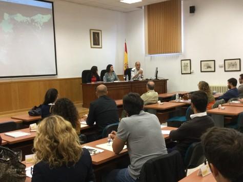 Conferencia en las XIII Jornadas de Corresponsales de Guerra