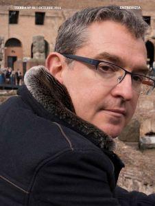 Entrevista a Santiago Posteguillo, escritor.