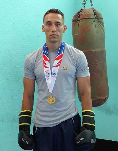 Conocer a... Sargento Hugo Pérez: 'El boxeo es un deporte como cualquier otro'