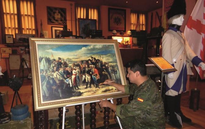 Conocera… Soldado Vargas 'Manos con un don natural'