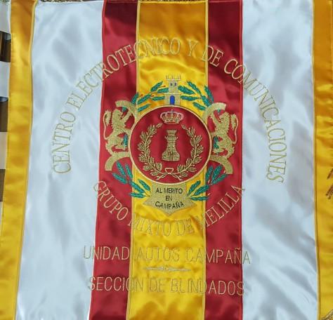 RT 22 Bandera Grupo Mixto de Melilla 2