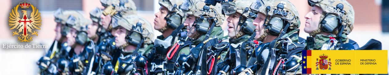 Blog oficial del Ejército de Tierra de España